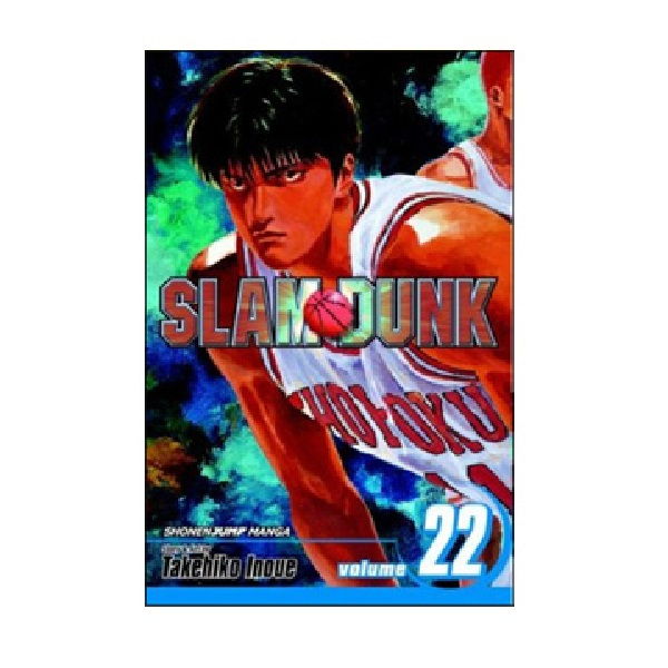 Slam Dunk, Volume 22 (Paperback)