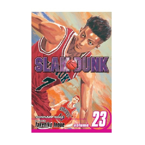 Slam Dunk, Volume 23 (Paperback)
