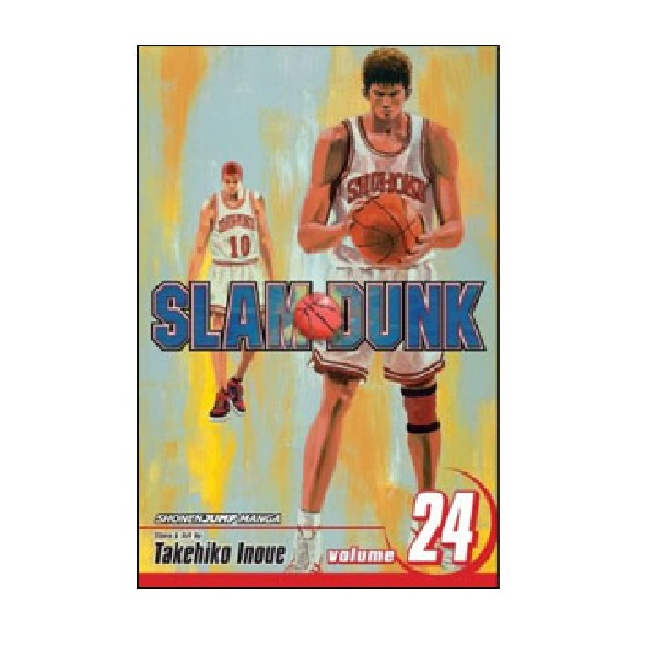 Slam Dunk, Volume 24 (Paperback)