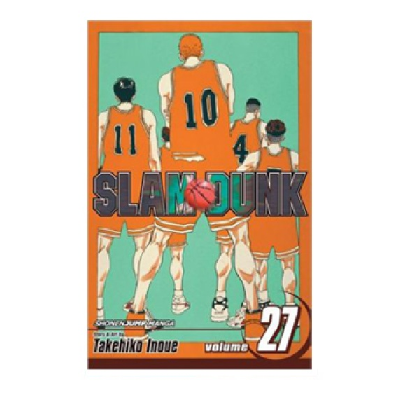Slam Dunk, Volume 27 (Paperback)