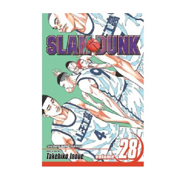 Slam Dunk, Volume 28 (Paperback)