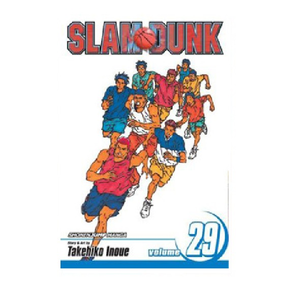 Slam Dunk, Volume 29 (Paperback)