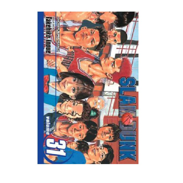 Slam Dunk, Volume 31 (Paperback)