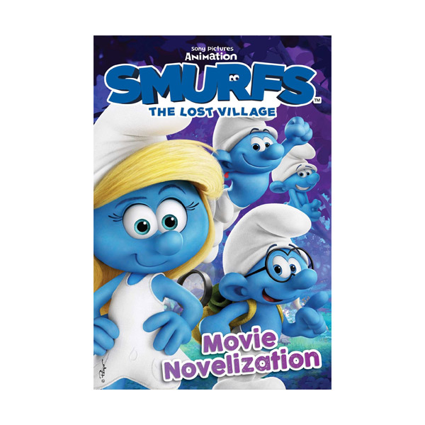 Smurfs : The Lost Village : Movie Novelization (Paperback)