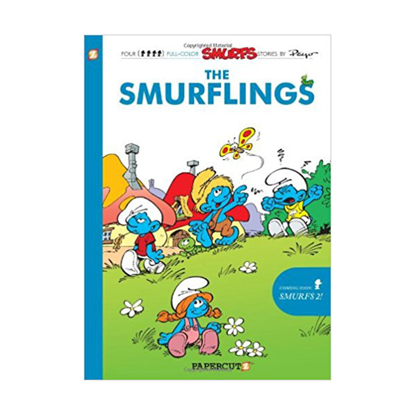 Smurfs Graphic Novels Series #15 : The Smurflings (Paperback)