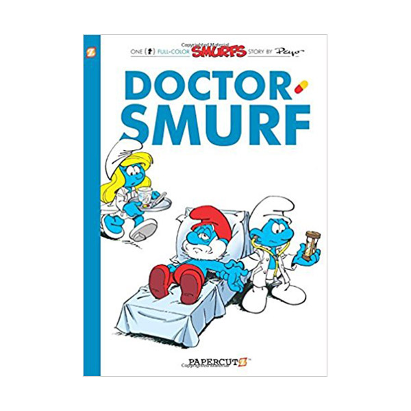 Smurfs Graphic Novels Series #20 : Doctor Smurf (Paperback)