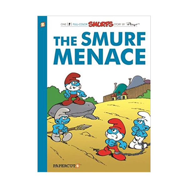 Smurfs Graphic Novels Series #22 : The Smurf Menace (Paperback)