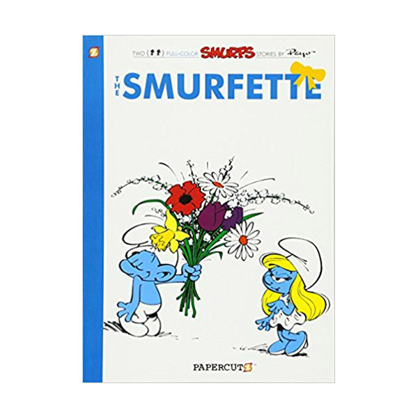 Smurfs Graphic Novels Series #04 : The Smurfette (Paperback)