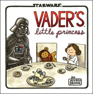 Star Wars : Vader's Little Princess (Hardcover)