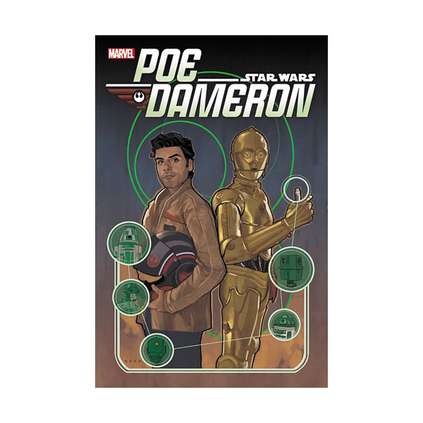 Star Wars: Poe Dameron Vol. 2: The Gathering Storm (Paperback)