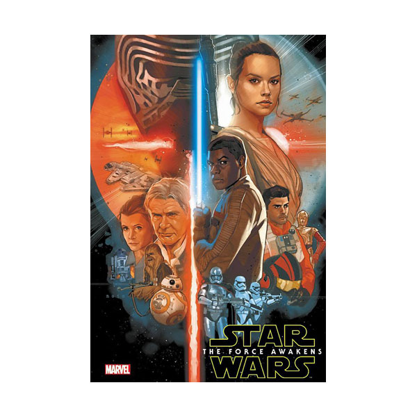 Star Wars: The Force Awakens Adaptation (Paperback)