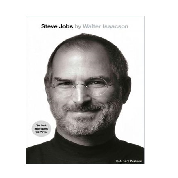 Steve Jobs : A Biography (Paperback, New Edition)