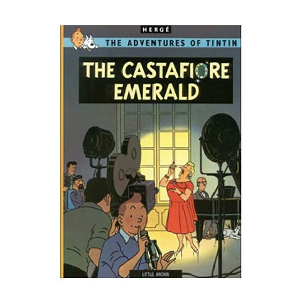 The Adventure of Tintin Series: Castafiore Emerald (Paperback)