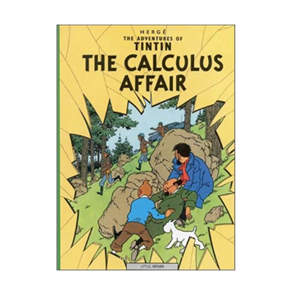 The Adventure of Tintin Series: The Calculus Affair (Paperback)
