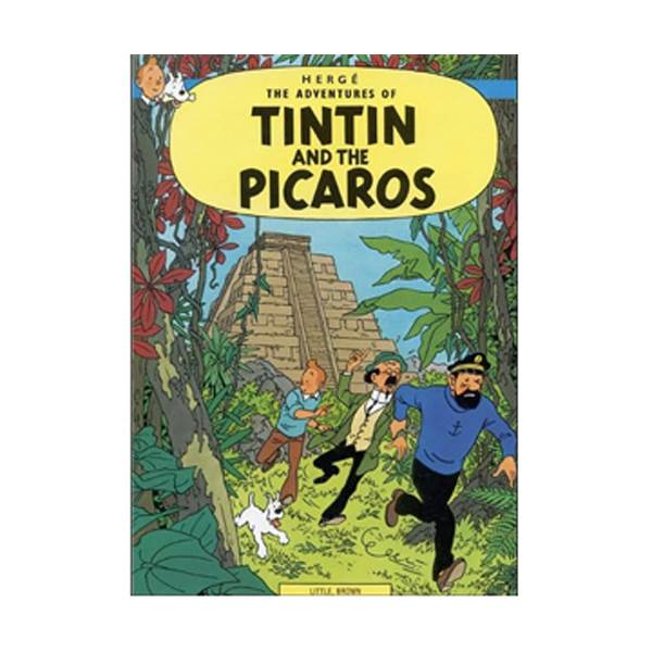 The Adventure of Tintin Series: Tintin and the Picaros (Paperback)