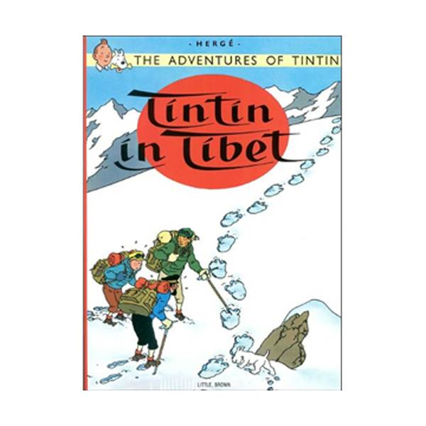 The Adventure of Tintin Series: Tintin in Tibet (Paperback)