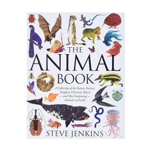 The Animal Book (Boston Globe-Horn Book Honors, Hardcover)