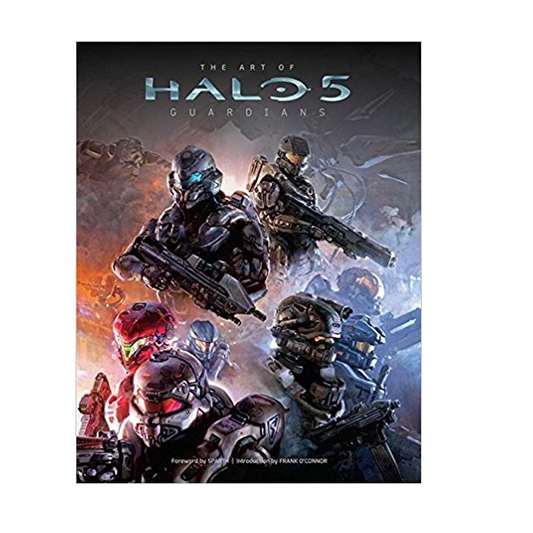 The Art of Halo 5 : Guardians (Hardcover)