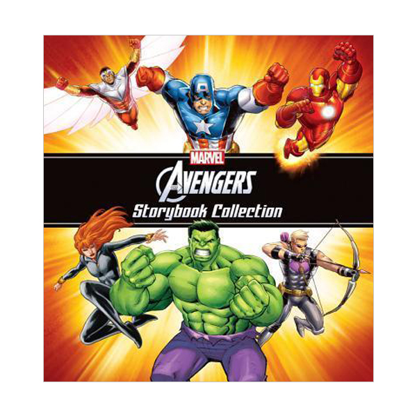 The Avengers Storybook Collection (Hardcover)