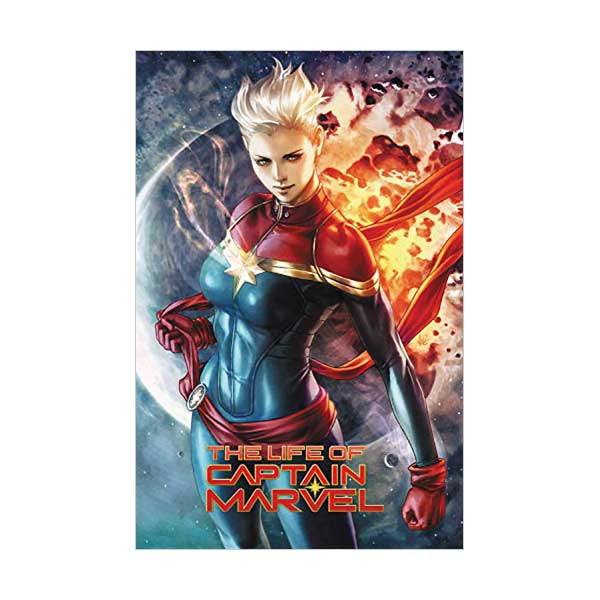 The Life of Captain Marvel (Paperback)