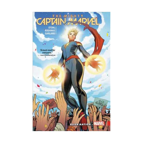 The Mighty Captain Marvel Vol. 1 (Paperback, 2017)