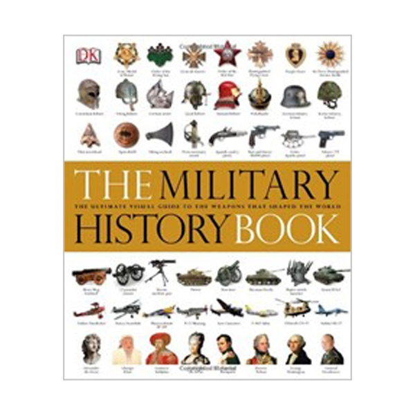 The Military History Book (Hardcover)