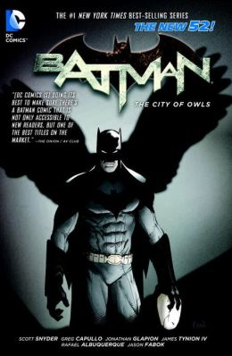 The New 52 : Batman #2 : The City of Owls (Paperback)