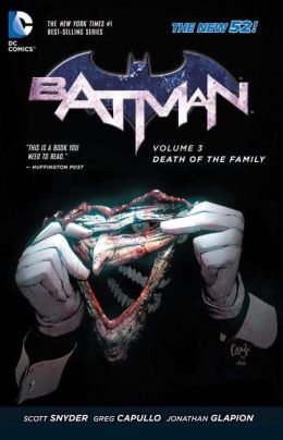 The New 52 : Batman #3 : Death of the Family (Paperback)