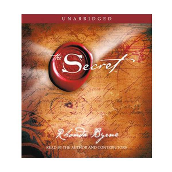 The Secret (Audio CD,Unabridged, 4-CD)