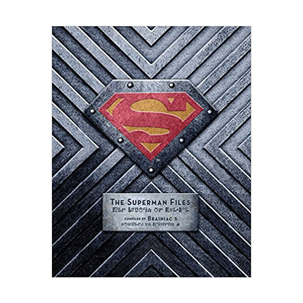 The Superman Files (Hardcover)