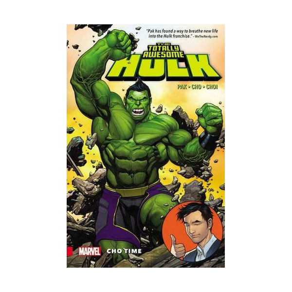 The Totally Awesome Hulk Vol. 1: Cho Time (Paperback)