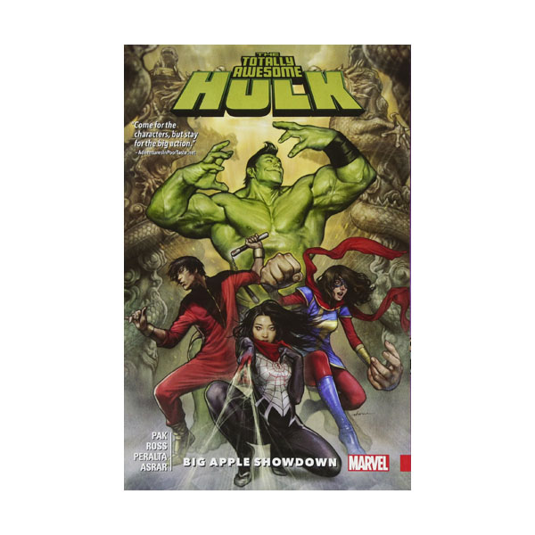 The Totally Awesome Hulk Vol. 3: Big Apple Showdown (Paperback)