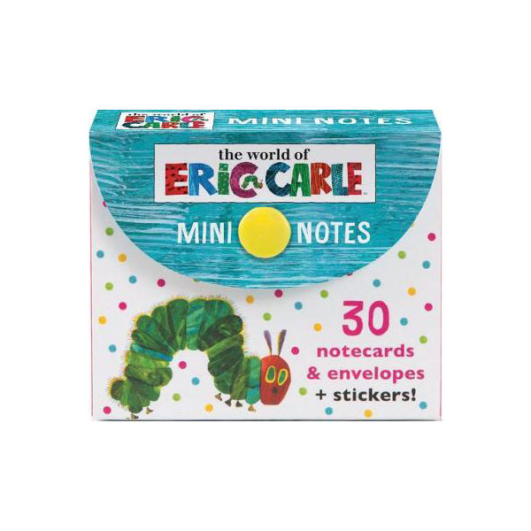 The World of Eric Carle Mini Notes (Cards)