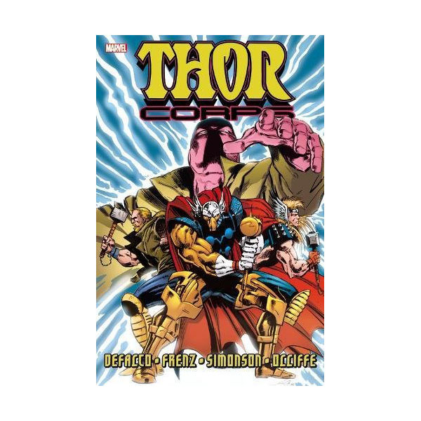Thor Corps (Paperback)