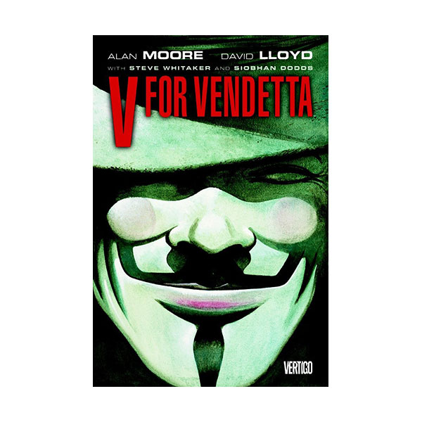 V for Vendetta (Paperback, New Edition)