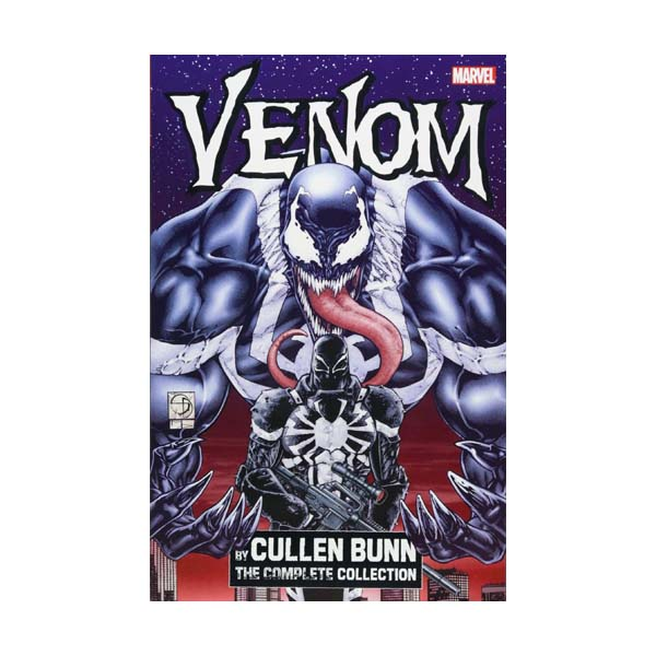 Venom by Cullen Bunn : The Complete Collection (Paperback)