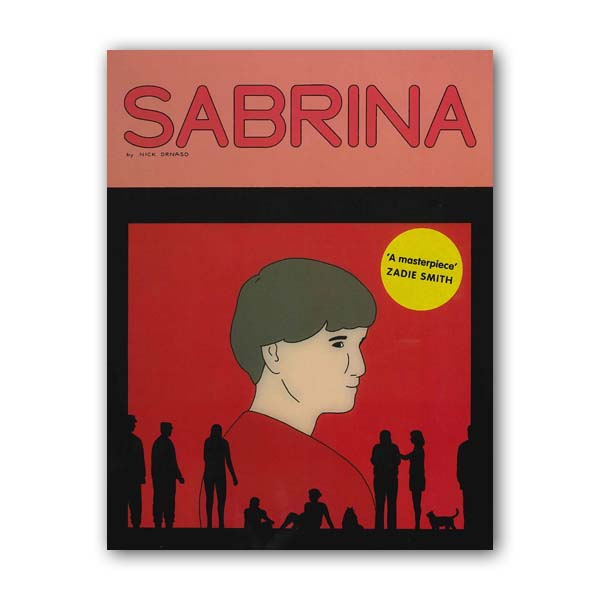 [맨부커 후보작] Sabrina : Graphic Novel (Hardcover, 영국판)