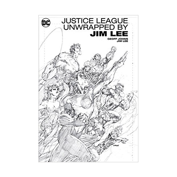 Justice League Unwrapped : Justice League of America (Hardcover)