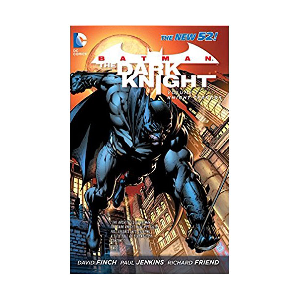 Batman The Dark Knight #1 : Knight Terrors (Paperback)