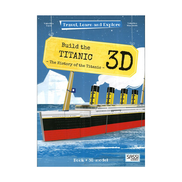 Build The Titanic-3D (Hardcover)