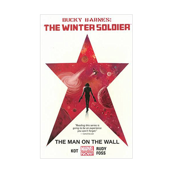 Bucky Barnes : The Winter Soldier Volume 1 : The Man On The Wall (Paperback)