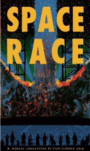 Leporello : Space Race (Paperback)