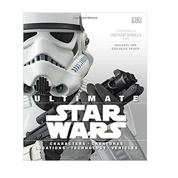 [가격인하] Ultimate Star Wars (Hardcover)