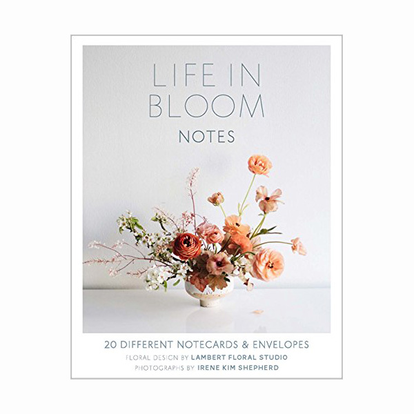 Life in Bloom Notes: 20 Different Notecards & Envelopes (Cards)