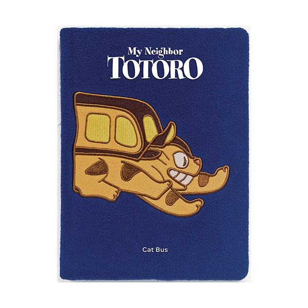 My Neighbor Totoro : Cat Bus Plush Journal (Hardcover, Note)