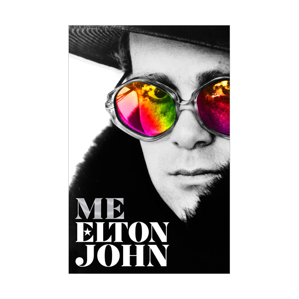 ★에코백 증정★ Me : Elton John Official Autobiography (Hardcover, 영국판)
