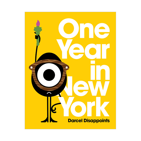 One Year In New York (Hardcover, 영국판)