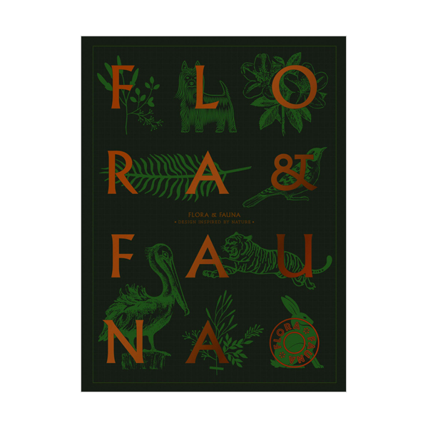 Flora & Fauna : Design inspired by nature (Paperback, 영국판)