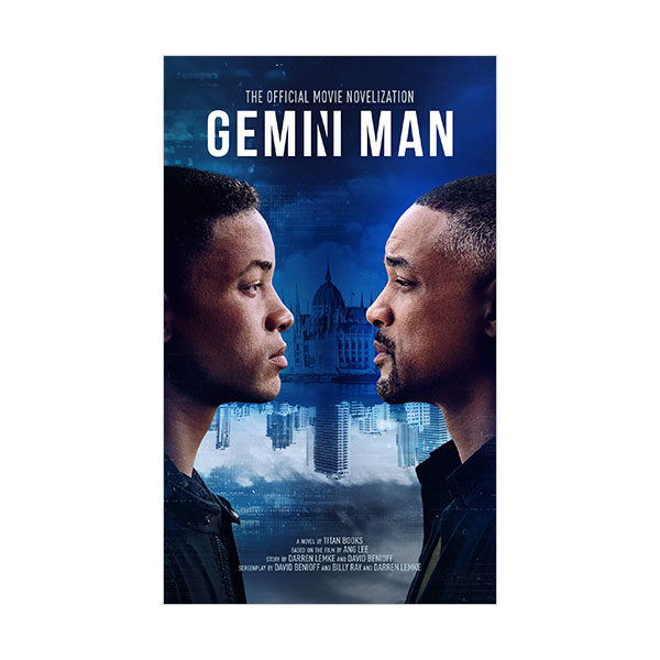 Gemini Man : The Official Movie Novelization (Paperback, MTI)