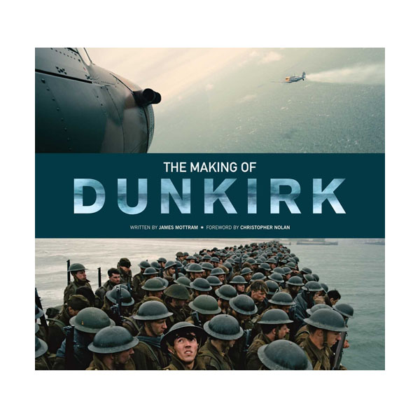 [덩케르크] The Making of Dunkirk (Hardcover)